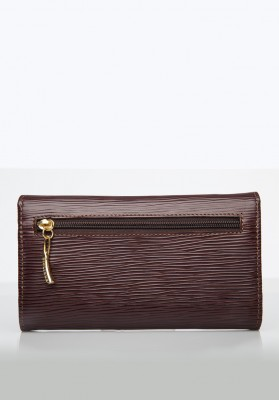 BILLETERA 611 MARRON BAMBU 2