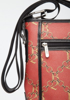 BOLSO BERLIN RED CHAINS 2