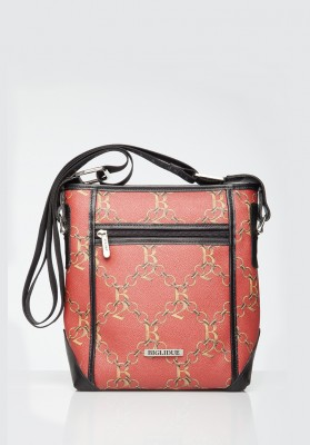 BOLSO BERLIN RED CHAINS