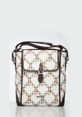 BOLSO BERLIN WHITE CHAINS