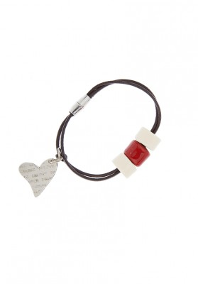 PULSERA MARTINIKA RED I