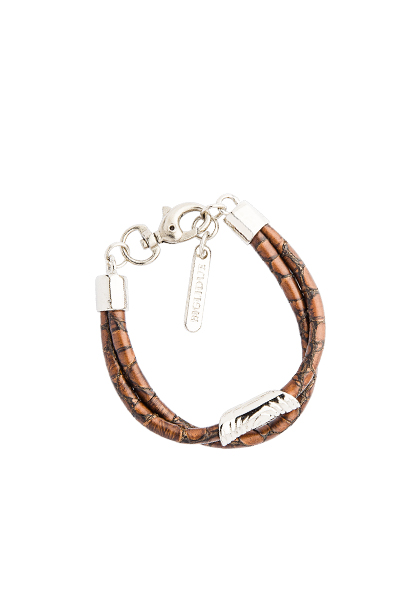 PULSERA BROWN III