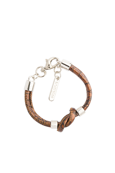 PULSERA BROWN IX
