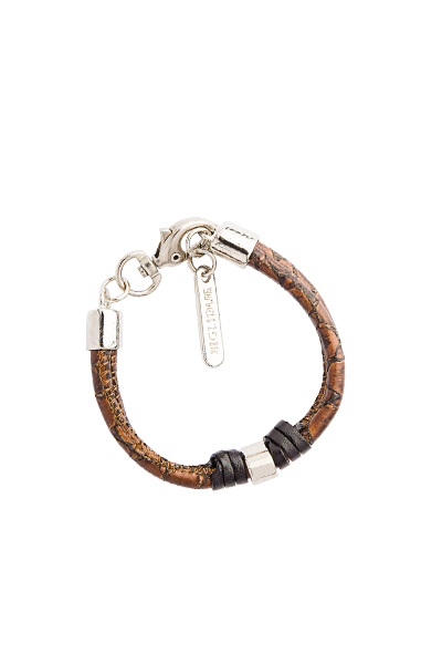 PULSERA BROWN VI
